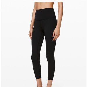 """Lululemon Align leggings 25"""" size 2"""